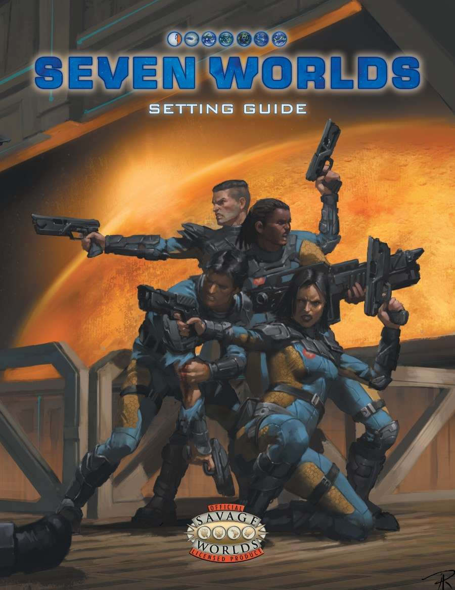 Seven Worlds Setting Guide