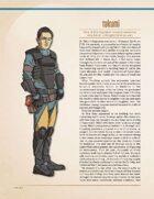 Seven Worlds pre-gen character: Takumi