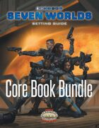 Seven Worlds Core Books [BUNDLE]