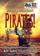 No.1001 Pirates! of Port Royal