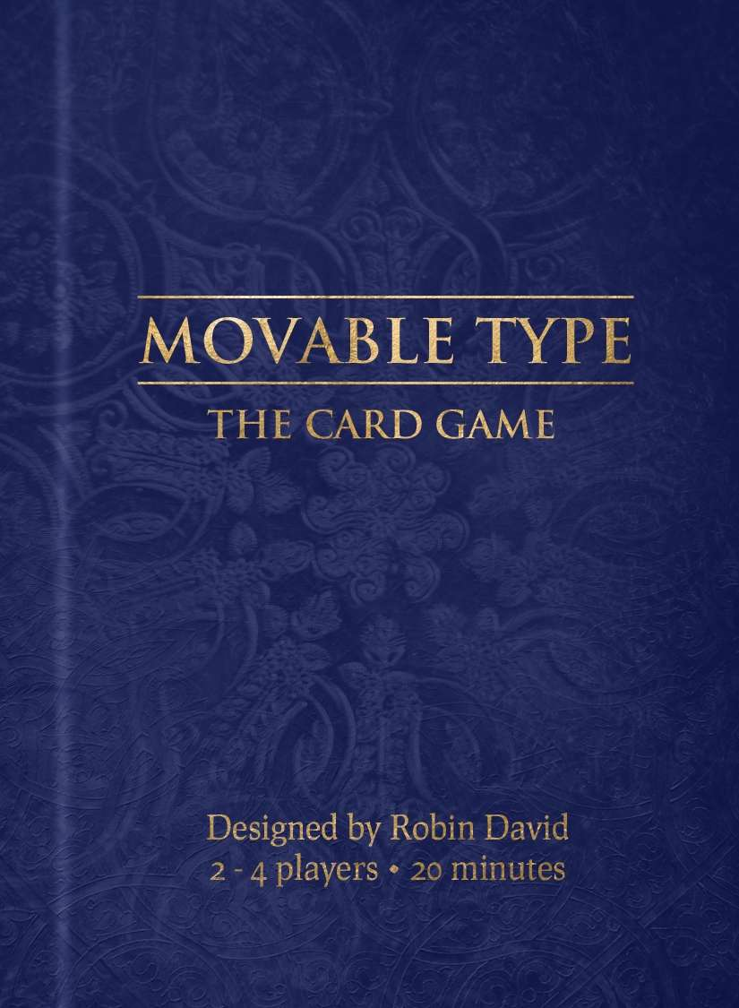 Movable Type - Premium Print and Play