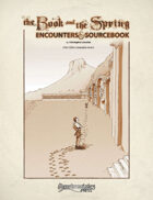 The Book and The Spring - Encounters & Sourcebook