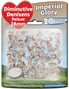 Diminutive Denizens Deluxe: Imperial Glory Minis Pack