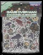 Game Over Man! Star Marines vs Xenovores Minis!