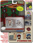 URF! Action Force 2nd Wave 7: Dynamite and Steelwind