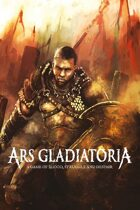 Ars Gladiatoria - English Edition