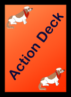 Short MUTT Action Deck