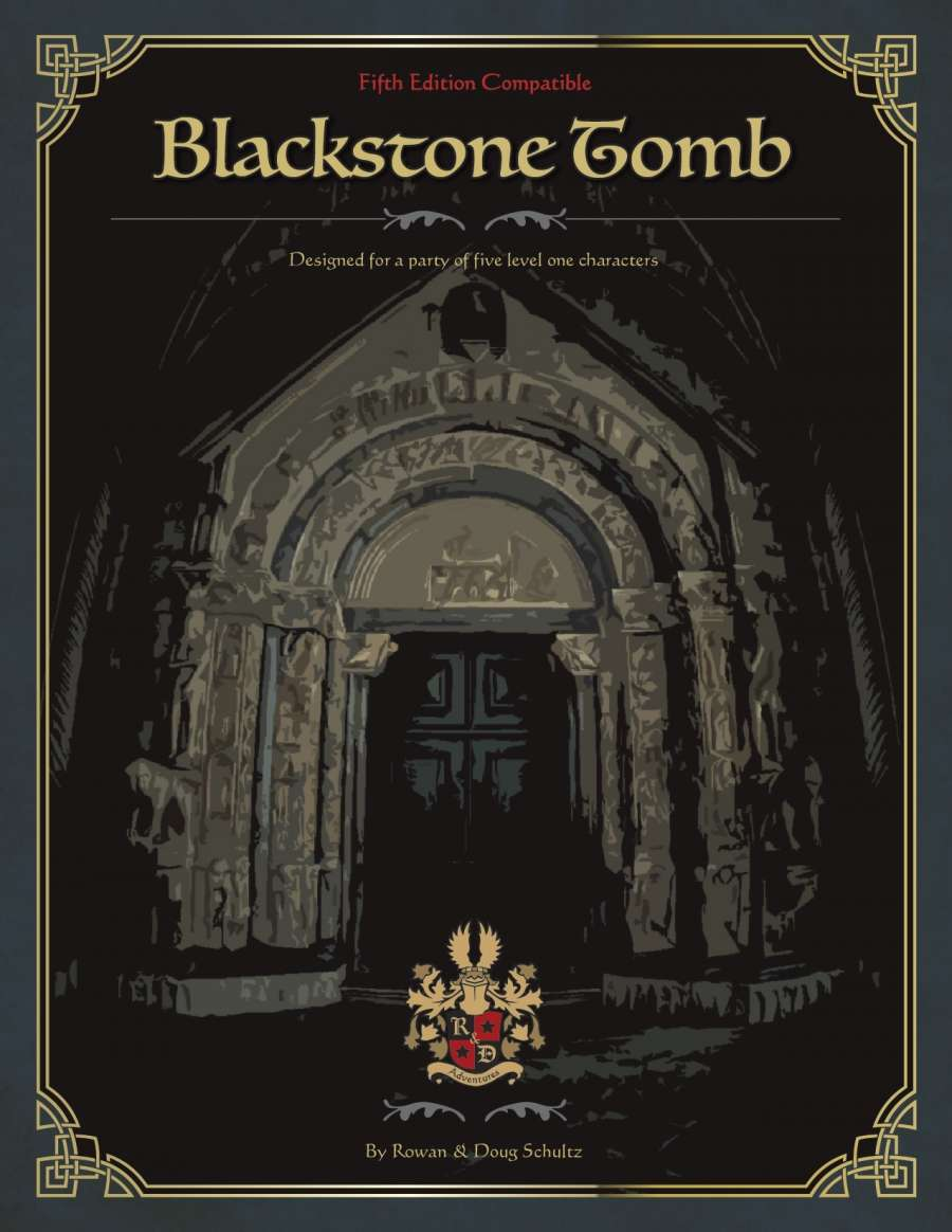 Blackstone Tomb (5e)