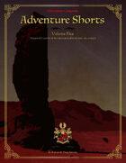 Adventure Shorts, Volume 5 (5e)