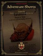 Adventure Shorts, Volume 6 (5e)