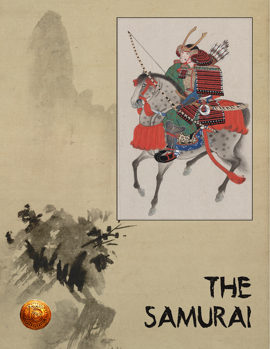 The Samurai (13th Age Roleplaying Game)