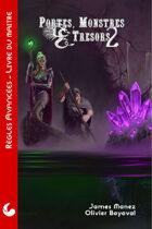 Portes, Monstres & Trésors - Règles avancées - Livre du Maitre