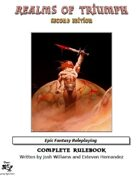 Realms of Triumph Complete Rulebook Second Edition
