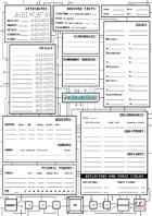 Nemezis - Character Sheet