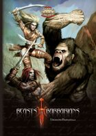 Beasts & Barbarians - Character Sheet