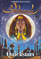 Scheherazade Quickstart - The One Thousand and One Nights RPG -