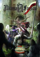 Ultima Forsan - Manuale Base
