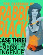 The Casebook of Rabbit Black #3