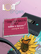 Lost Angels: The School Daze Playlist #1