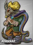 JEStockArt - Fantasy - Sinister Royal Imp - CNB