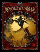 Cerberus Stock Art Collection: Demons & Undead Vol. 1