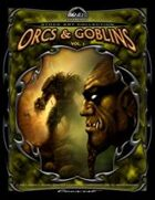 Cerberus Stock Art Collection: Orcs & Goblins Vol. 1
