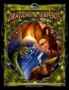 Cerberus Stock Art Collection: Dragons & Serpents Vol. 1