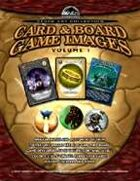 CARD & BOARD GAME IMAGES - Vol. 1