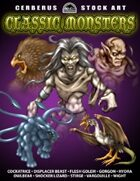 Classic Monsters - Volume 2
