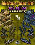 Monster of the Game Mat: Alien Assault