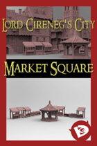 Lord Cireneg's City: Market
