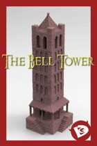 Lord Cireneg's City: The Bell Tower