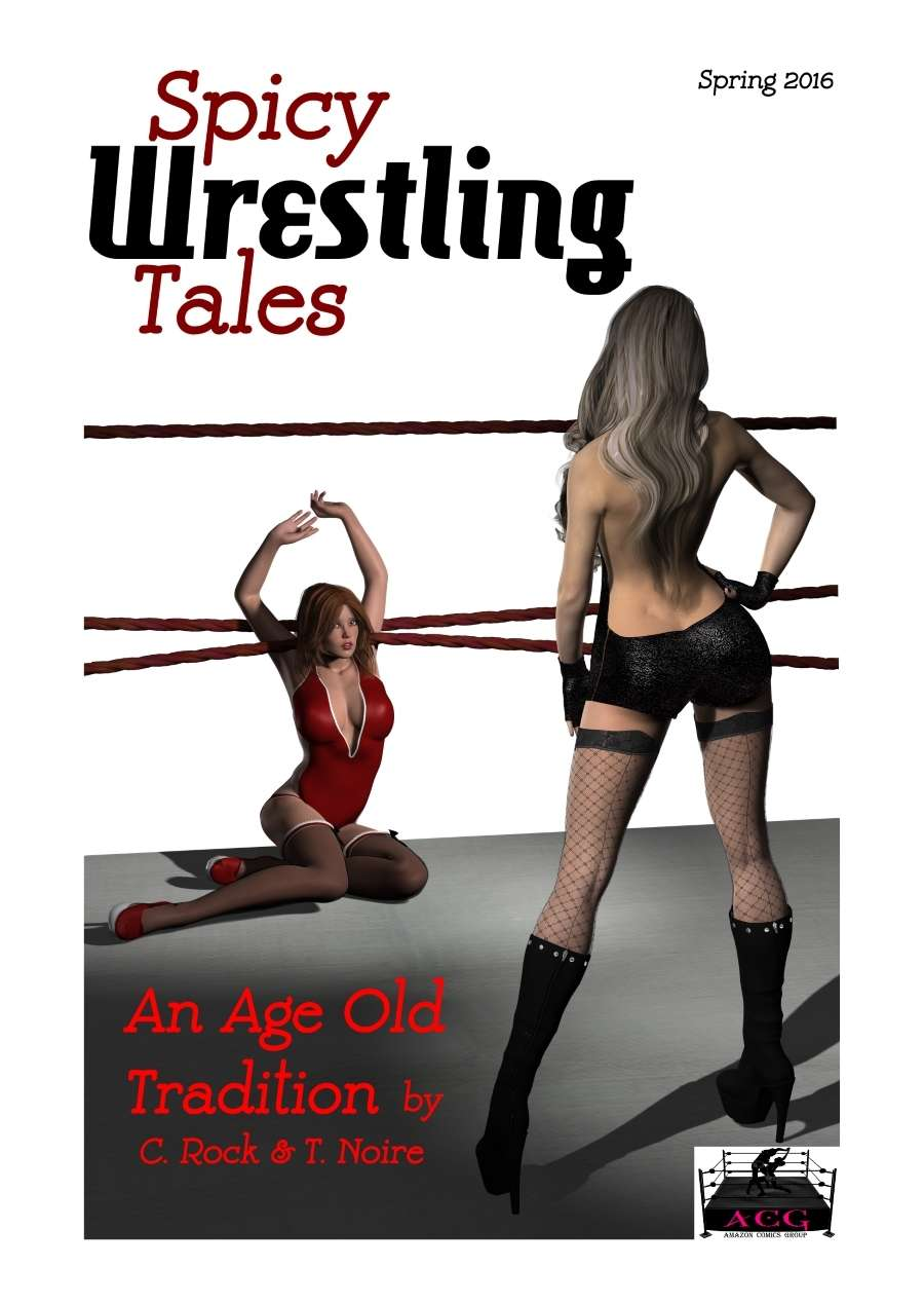 Spicy Wrestling Tales #1