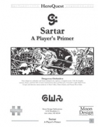 Sartar Player's Primer