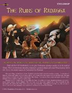 Ruins of Radagga: A Netherstorm Adventure