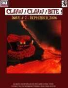 Claw / Claw / Bite - Issue 2