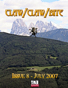 Claw / Claw / Bite - Issue 8