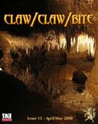 Claw / Claw / Bite - Issue 13