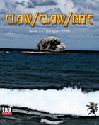 Claw / Claw / Bite Issue 14