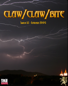 Claw / Claw / Bite - Issue 15