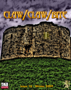 Claw / Claw / Bite Issue 16 - Winter 2009