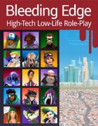 BLEEDING EDGE: High-Tech Low-Life Role-Play