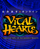 VITAL HEARTS: Role-Play in Isekai+Reality (EARLY ACCESS)