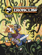 IRONCLAW: Book of Monsters