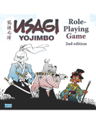 Early Access — USAGI YOJIMBO ROLE-PLAYING GAME 2nd Edition