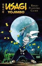 USAGI YOJIMBO ROLE-PLAYING GAME [Legacy]