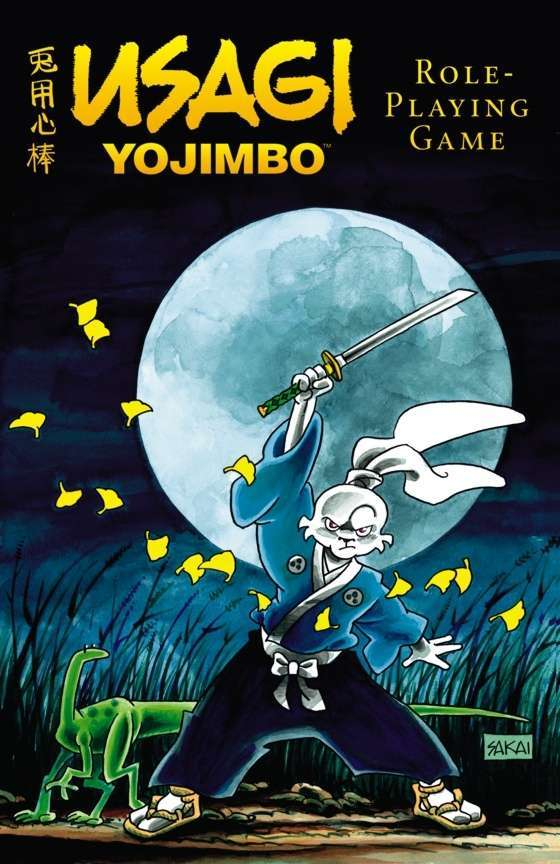USAGI YOJIMBO ROLE-PLAYING GAME [Legacy]