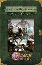 Savage Worlds: Fantasy-Kompendium