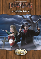 Deadlands: Coffin Rock (Deutsche Ausgabe)