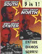Destroy All Monsters Series - AGN, AGS, AGC Combined Barbarossa Campaign